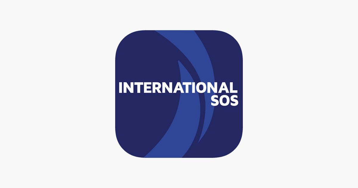International SOS Assistance na App Store