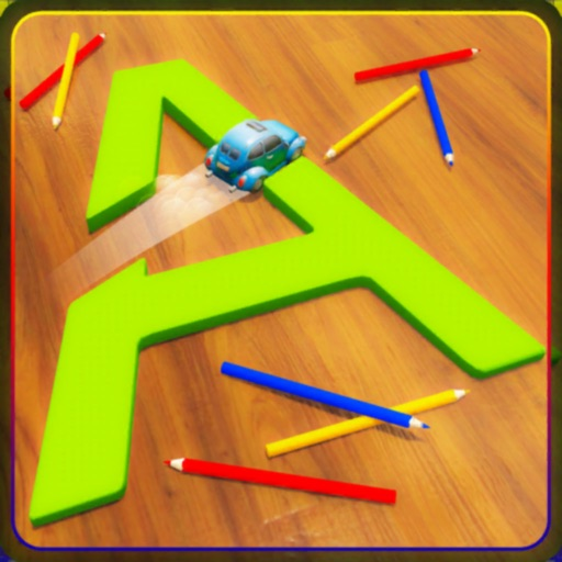 ABC Learn - Coloring Game 3D