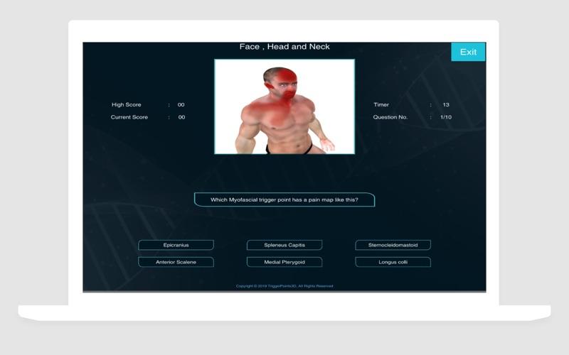 TriggerPoints3D скриншот программы 4