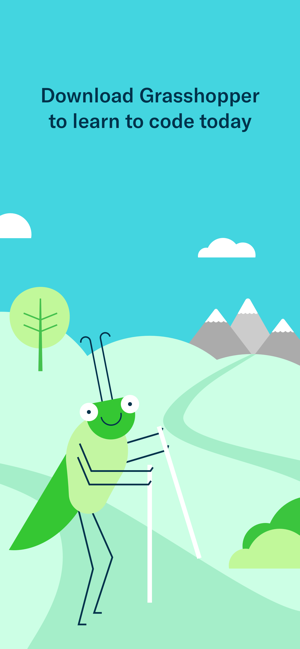 ‎Grasshopper: Learn to Code Screenshot