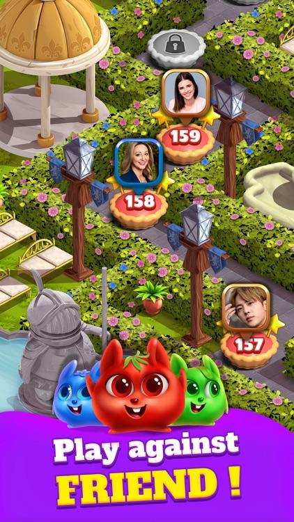 Princess Pop - Bubble Games screenshot-6