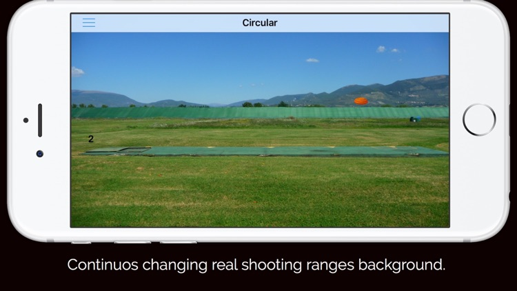 Clay Shooting Eye Gym screenshot-1