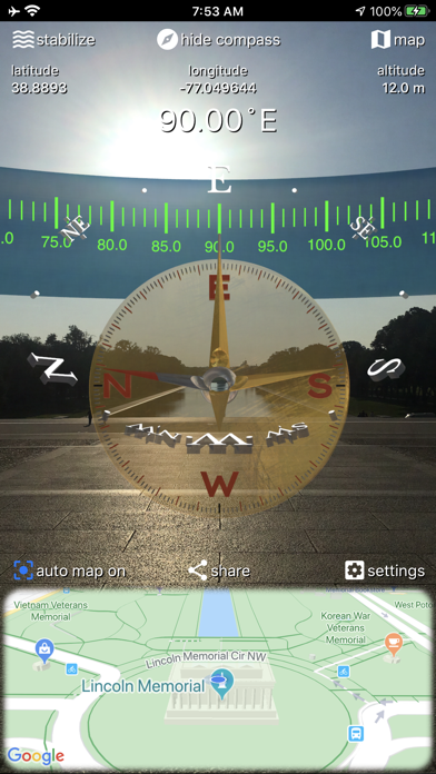 CompassTip screenshot 4