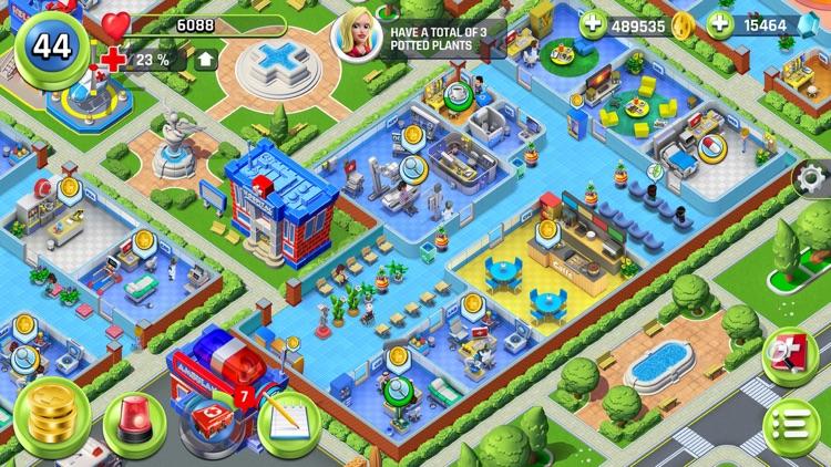 Dream Hospital: Doctor Game screenshot-6