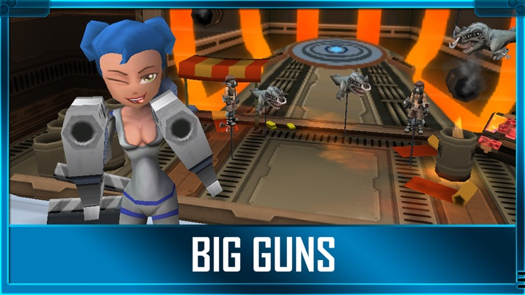 Star Legends screenshot-3