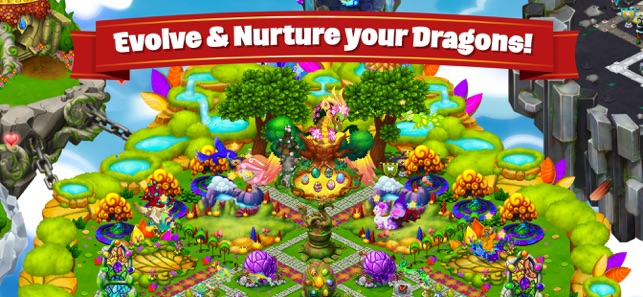 How to become friends in dragonvale