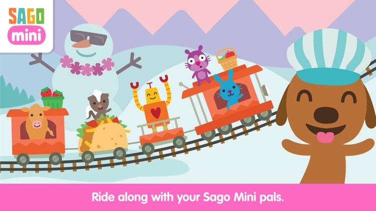Sago Mini Trains screenshot-3