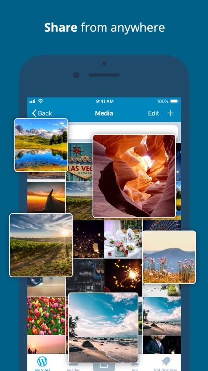 WordPress #1 Website Builder screenshot-3