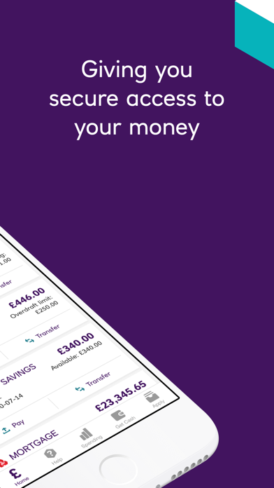 NatWest Mobile Banking screenshot two