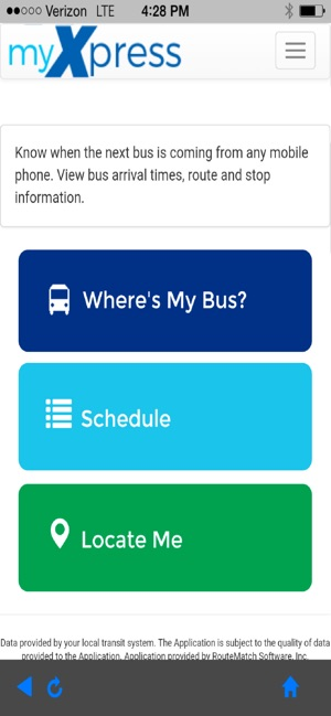 myXpress on the App Store