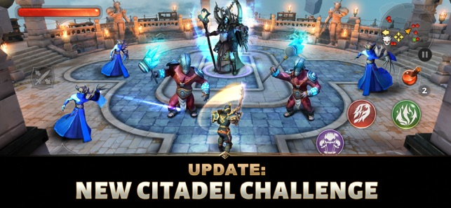 Dungeon Hunter 5 on the App Store