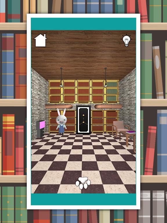 脱出ゲーム 秘密の図書館のおすすめ画像4