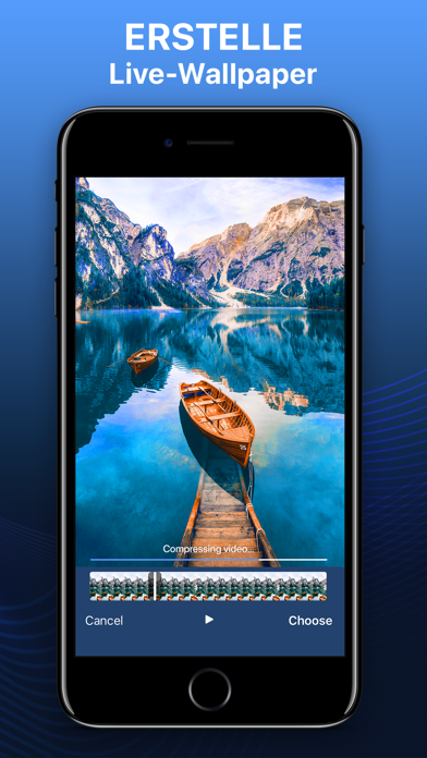 Screenshot for Klingeltöne & Live-Hintergrund in Switzerland App Store