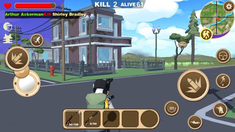City Survival Battle screenshot-3