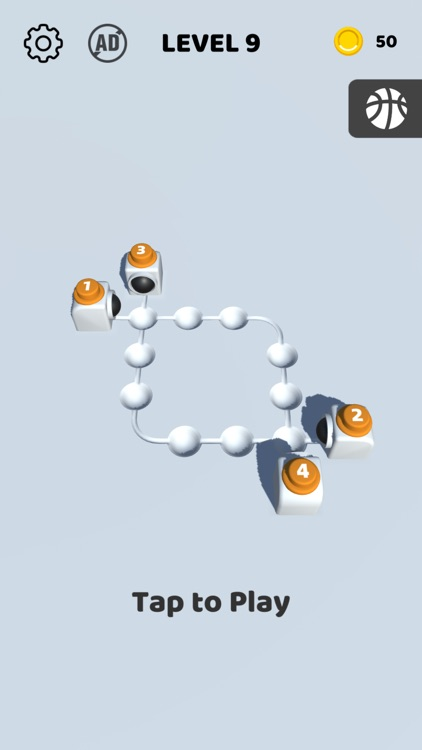 Push Ball 3D - Puzzles of Ball