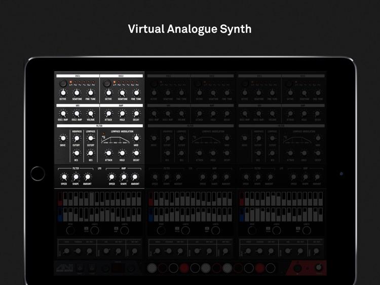 AN1 Analogue Groovebox