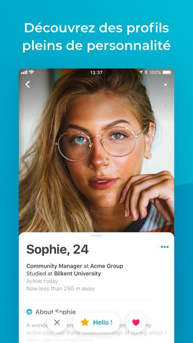 happn — App de rencontre sur pc