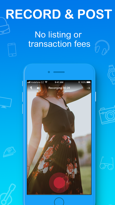 Vidpost: Buy & Sell Nearby screenshot two