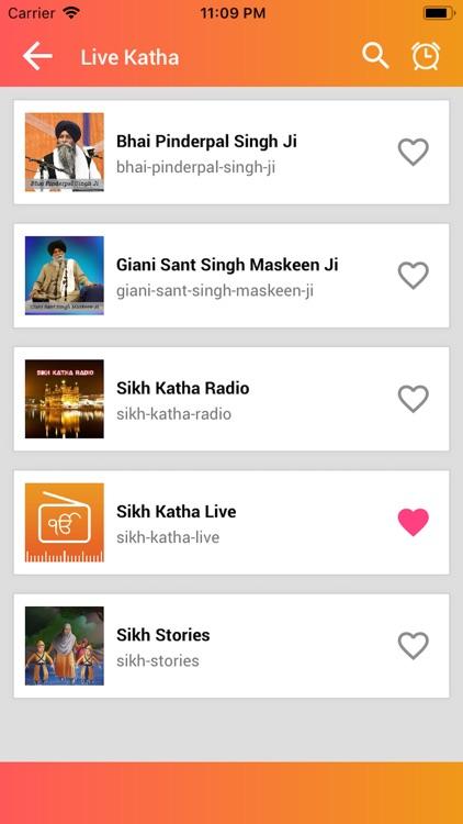 Live Kirtan Harmandir Sahib screenshot-4