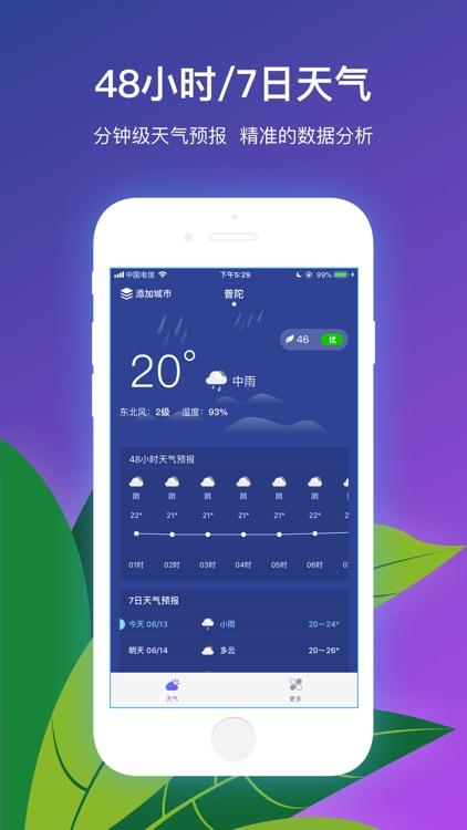 天气预报-15天预报空气质量和天气实况精准查询