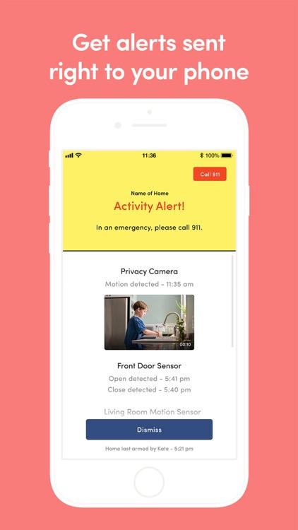 Kangaroo: Simple Home Security screenshot-5