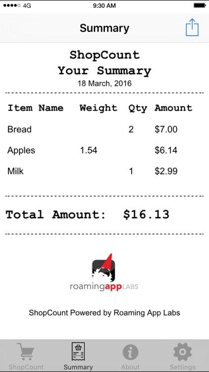 ShopCount screenshot-3