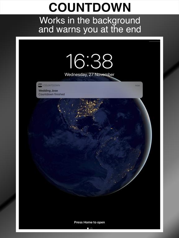 Countdown Timers ツ screenshot 8