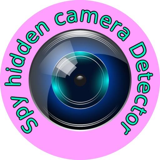 Spy hidden camera Detector app logo