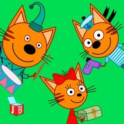 Kid-E-Cats: Adventures
