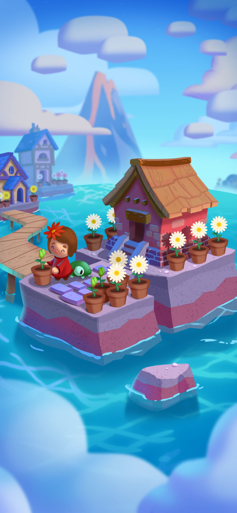 Sprout Idle Garden Revenue Download Estimates Apple App