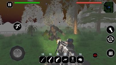 Finding Bigfoot monster hunter Screenshot on iOS
