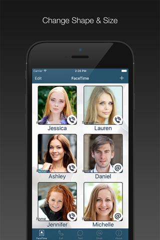 FaceDial PRO for FaceTime - náhled