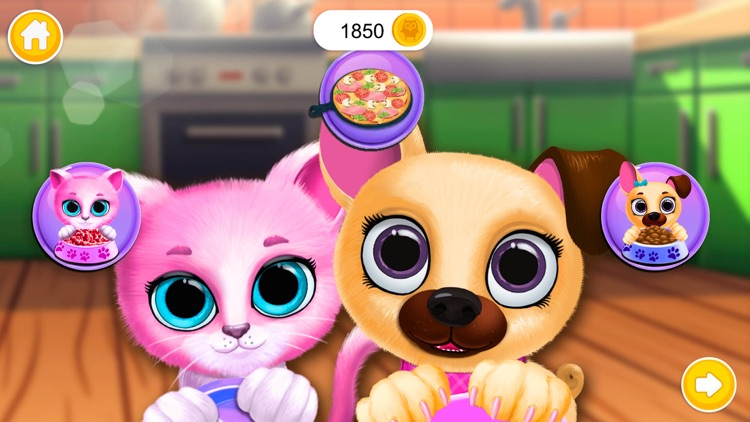 Kiki & Fifi Pet Friends screenshot-6