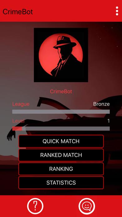 Crime Scene Detective CrimeBot screenshot 4