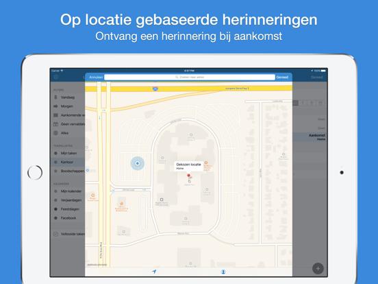 gTasks Pro for Google Tasks iPad app afbeelding 5