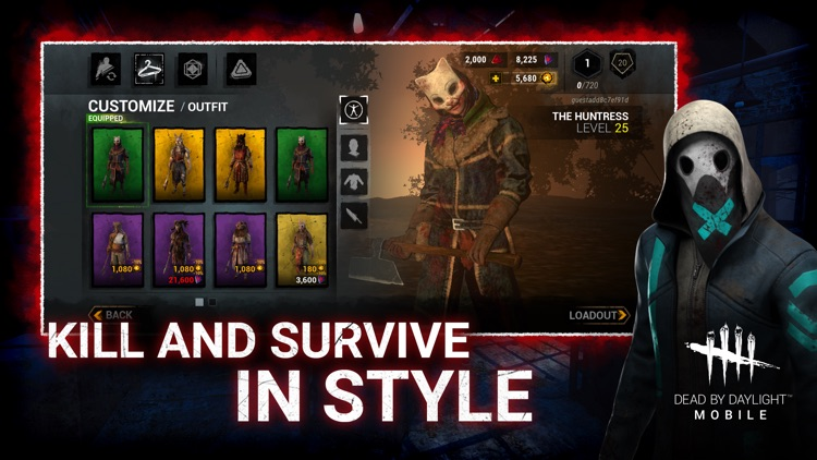 Dead by Daylight Mobile screenshot-5