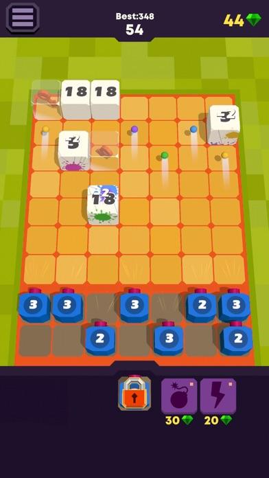 Merge Defense 3D! screenshot #2