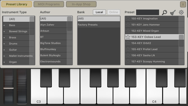 SynthMaster One for iPhone screenshot-3