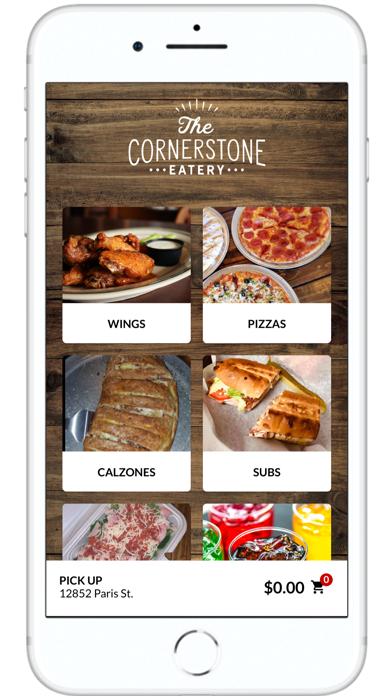 The Cornerstone EateryScreenshot of 2