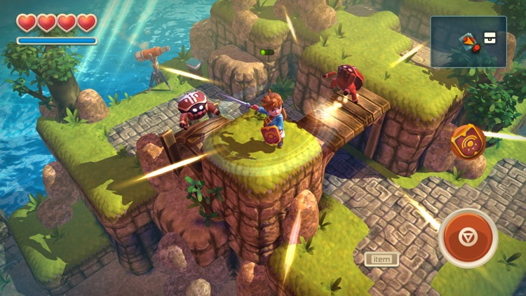 Oceanhorn ™ screenshot-2