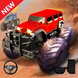 Monster Truck Crazy Stunt driv