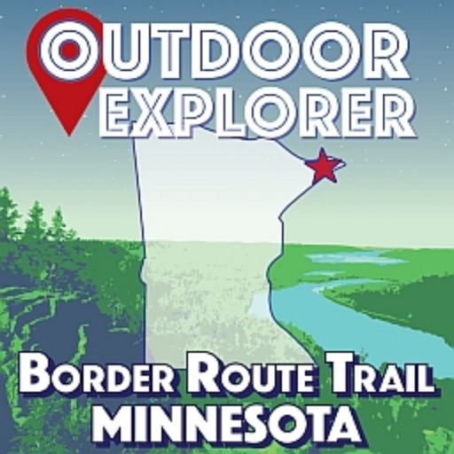Border Route Trail Offline Map