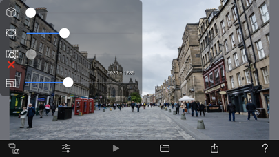 Wide Conversion Lens screenshot 1