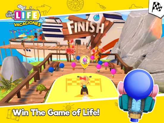 THE GAME OF LIFE Vacations screenshot 18
