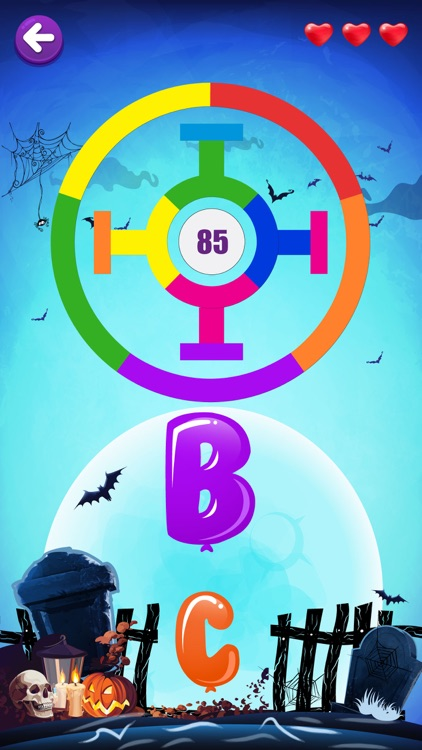 Color Catcher Balloon screenshot-4