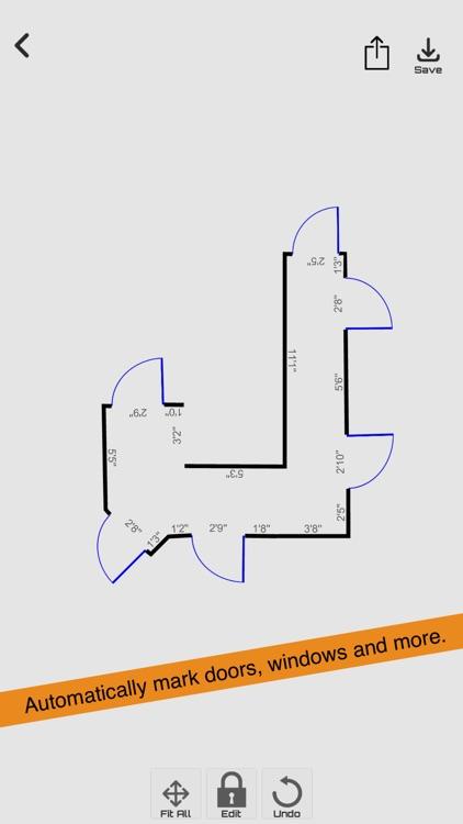iMeasure-AR Tape & Floor Plan