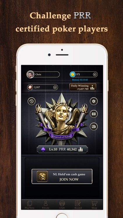 Pokerrrr 2-Poker with Buddies screenshot-3