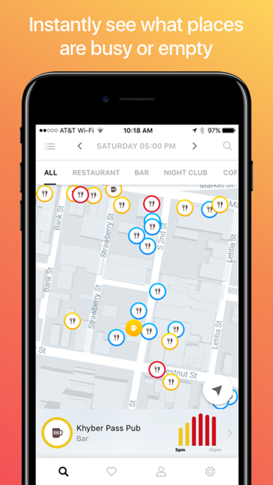 SocialStatus - Find Your Crowd screenshot