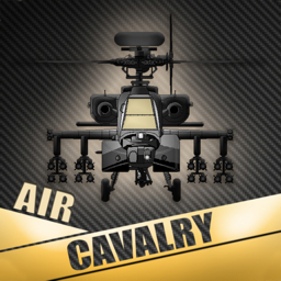 Ícone do app Flight Sim Air Cavalry 2019