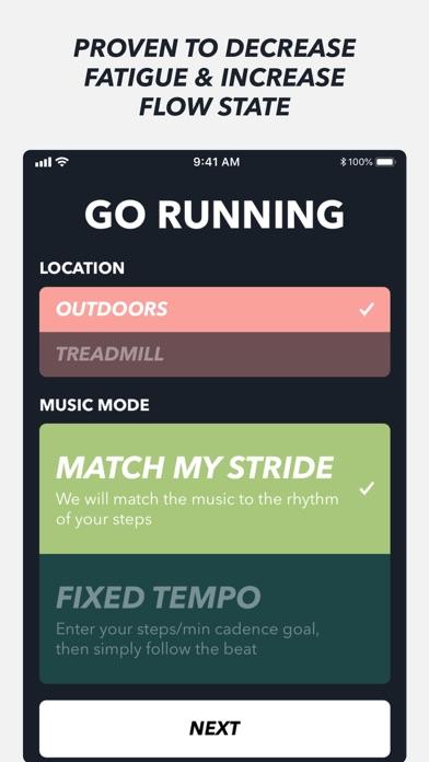 Weav Run: #1 Running Music - Revenue & Download estimates
